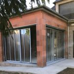 Travaux de construction d'une extension véranda pour une cuisine by Cybel Extension