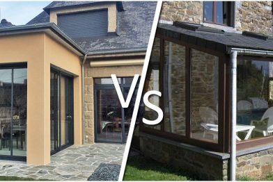Extension de maison ou Véranda ?