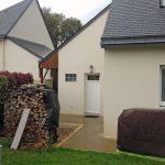 Projet d'extension de maison pour une buanderie (35890)