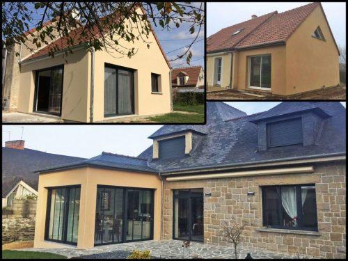 Extension de maison les nouvelles r alisations des franchises for Financement extension maison