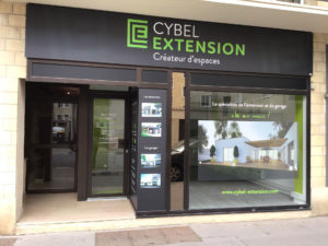 Agence Cybel Extension Caen