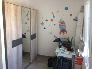 agrandissement maison chambre enfant Amilly 45200