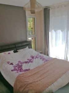 agrandissement maison chambre parentale Amilly 45200
