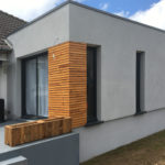 realisation agrandissement maison cube amilly 45200
