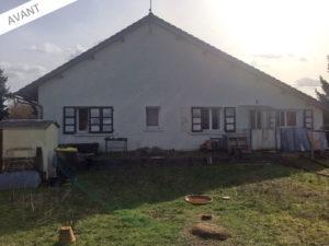 projet extension maison montargis 45200
