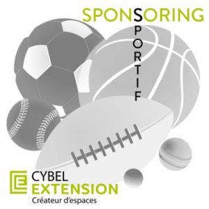 sponsor sportif cybel extension