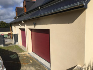 extension garage traditionnel champeaux 35500