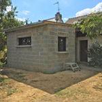 Construction d'une extension de maison à saint-nazaire (44600)