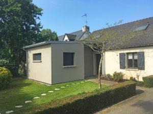 Extension de maison à saint-nazaire (44600)