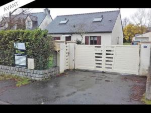 Projet d'extension de maison à saint-nazaire (44600)