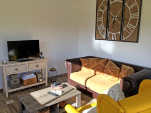 agrandissement maison pour un salon à Iffendic (35750)
