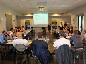 debrief ateliers convention franchise cybel extension