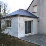 travaux agrandissement maison Iffendic 35750