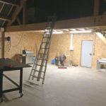 agencement garage indépendant 45700