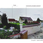 projet construction garage independant 45700