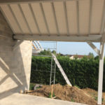 travaux extension terrasse couverte 45700