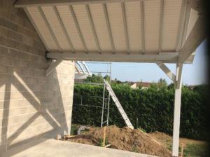 travaux extension terrasse couverte 45700