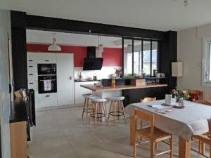 agrandissement rénovation cuisine (35235)
