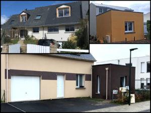 realisation agrandissement maison Cybel Extension