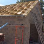 construction garage independant grenier 45110