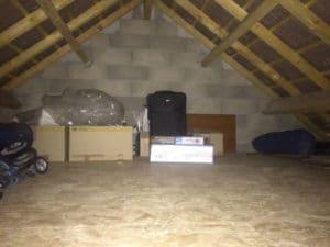 extension garage grenier 45110