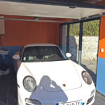 extension garage porsche 45700