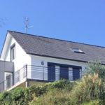 extension de maison 74140