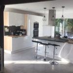 extension de maison pour une cuisine 74140