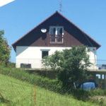 Maison avant travaux d'agrandissement 74140