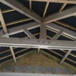 charpente traditionnelle extension maison 56700