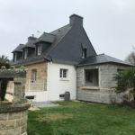 travaux extension maison kervignac 56700