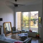 Extension maison ossature bois Rennes 35000