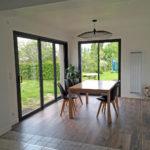 extension maison salon près saint nazaire 22460