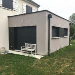 Une extension de maison connectée à Villemandeur (45700)