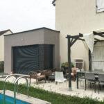 L'extension de maison terminée à Villemandeur (45700)