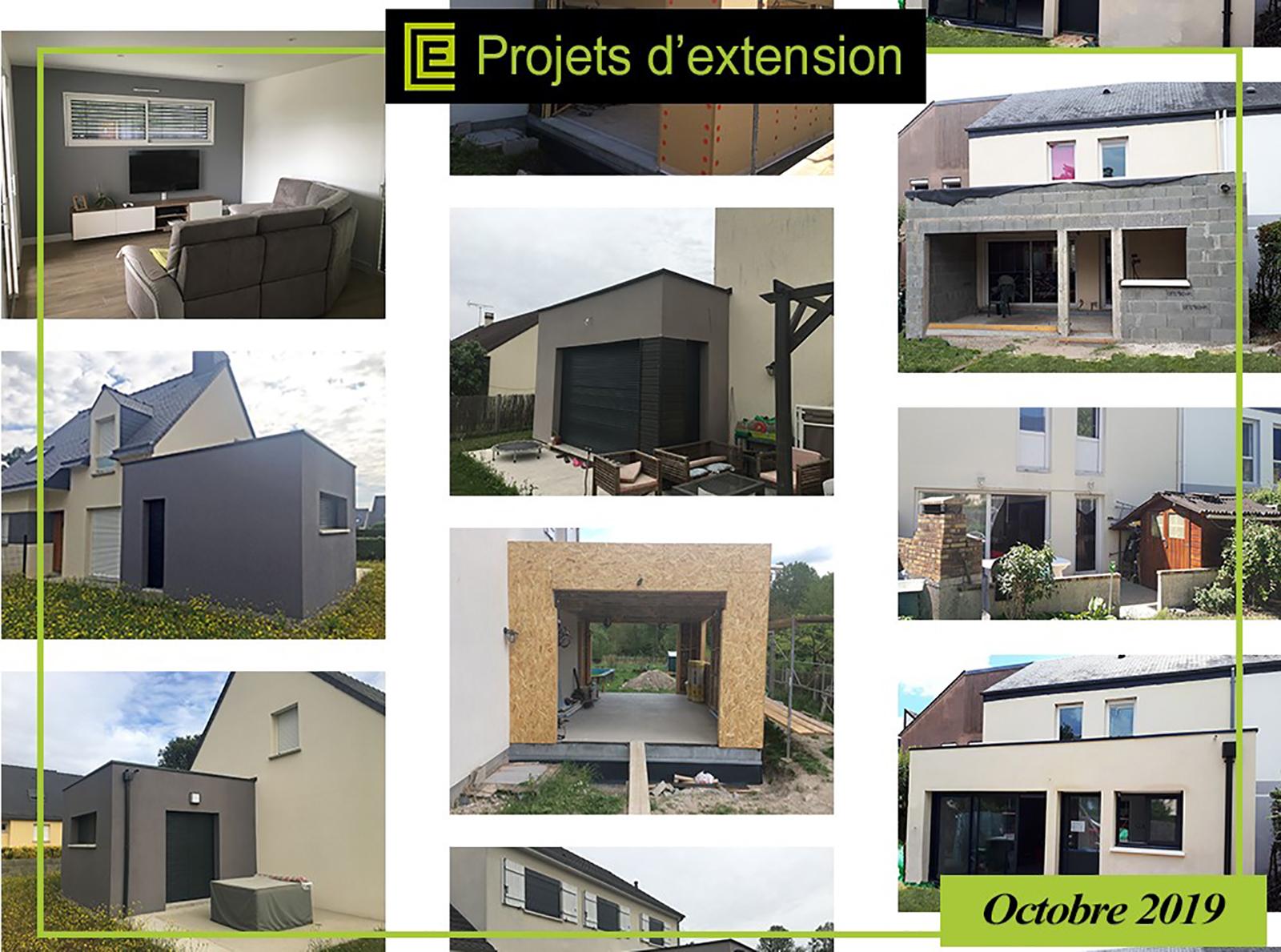3 extensions de maison contemporaines