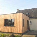 Extension de maison à La Hargue (50440)