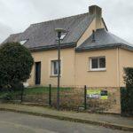 Une extension de maison sur pignon à Servon sur Vilaine (35530)