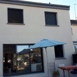 Une extension de maison sur 2 niveaux à Angers