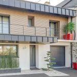 Une extension de maison traditionnelle à Vannes
