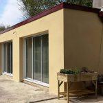 Une extension de maison contemporaine à Saint Sulpice et Cameyrac